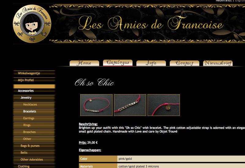 LES AMIES DE FRANçOISE.COM
