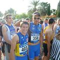 ma saison sportive (triathlon, running, trail...)