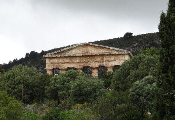 Temple Ségeste 1