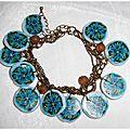 Pandora bracelet, 10€ SOLDÉ 8€ (vendu)