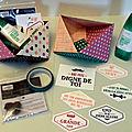 Petits cadeaux surprise Participantes au Jeu Concours Mes 10 années d'aventure avec Stampin'Up! - Joyeux Anniversaire