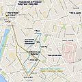 Promenade couture autout de la <b>gare</b> de <b>Lyon</b> - Mon 12 ème arrondissement