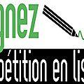 Nos pétitions