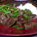 Steak créole