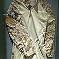 Shirt worn by US Navy Seal during raid on Ousamah Ben Laden's house