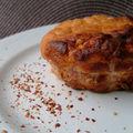 Gâteaux ricotta ratatouille