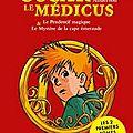 Oscar le médicus, tome 1 & 2, de eli anderson - masse critique babelio