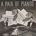 John Mehegan & Eddie Costa - 1955 - A Pair Of Pianos (Savoy)