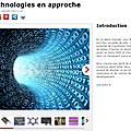 25 technologies en approche
