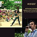 Interview de BENJAMIN TANGUY, directeur artistique de <b>Jazz</b> <b>à</b> <b>Vienne</b>!