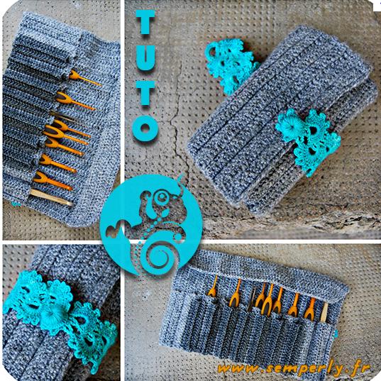 tuto crochet pochette crochets tout sur le crochet et les amigurumis. Black Bedroom Furniture Sets. Home Design Ideas