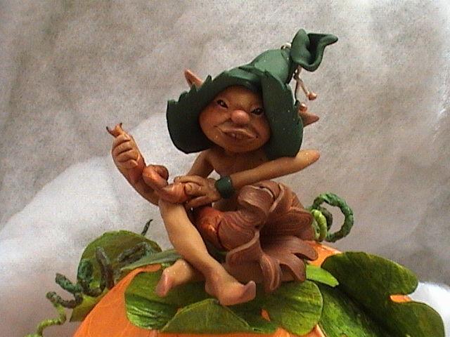 Goblin cucurby