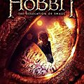 The Hobbit The Desolation of Smaug poster Smaug's eye