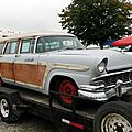 Ford Country Squire <b>wagon</b>-1956