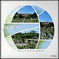 Portiragnes 2015 - abbaye de valmagne - jardin de simples 2