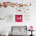Inspirations... les chambres d'enfants