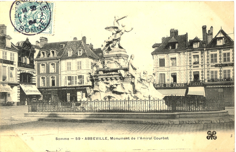 1918 06 03 Abbeville avant guerre (3)