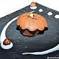 Moelleux choco/nutella