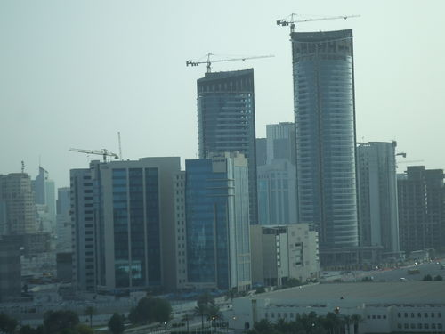 les buildings de DOHA