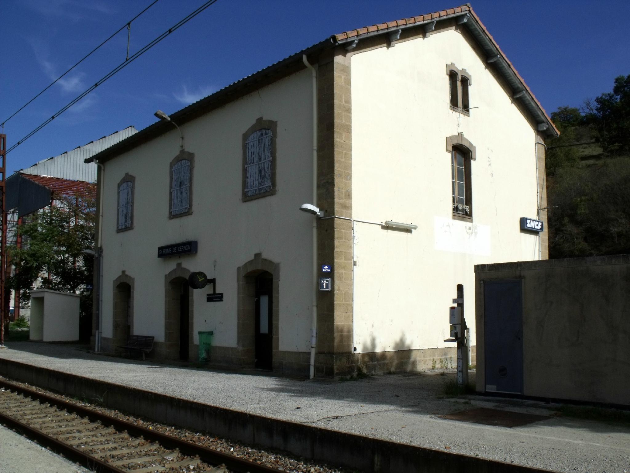Saint-Rome-de-Cernon (Aveyron - 12) 2