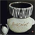 NOIR&BLANC-Bracelet