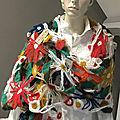 Mon swap du printemps avec la page Crochet créations : trucs et astuces