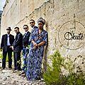 Okute, groupe de salsa montpelliérain, en concert à la Laiterie des Beaux-Arts