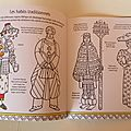Coloriages africains : motifs traditionnels
