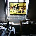 Sarkis vitraux chateau 7