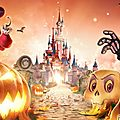 Halloween 2017 à disneyland paris : ce qui vous attends !
