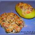 Pommes farcies aux fruits de mer
