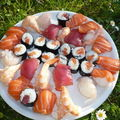 « sushis party »