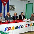 10 NOVEMBRE 2013 ASSEMBLÉE GÉNÉRALE DE FRANCE CUBA HÉRAULT