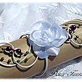 Floral Blanc Violine