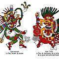 - dieux aztèque et maya -