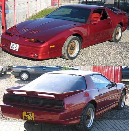 PONTIAC - GTA Coupé - 1988