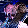 Photos et Live Report Audrey Horne (+ Dead City Ruins et Dead Lord), Bordeaux, <b>I</b>.<b>Boat</b>, 2015.09.10