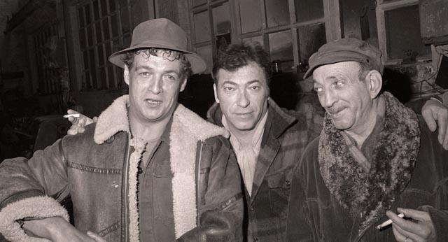 Hiver 60 - Philippe Léotard et Paul Louka