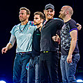 Music of the spheres : Coldplay va faire son grand retour