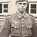 Franz gockel, 726e rgt/inf./716e division d'infanterie allemande. point d'appui wn62, omaha beach.