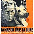 Tournage du film La Maison dans la Dune