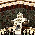 Barcelone -La Ribera, Palau de la Musica_5901