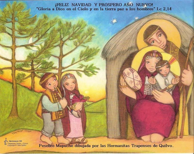 Jesús es la Luz del Mundo para todos los Pueblos