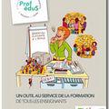 « Profédus » Outil au service de la formation des enseignants en <b>éducation</b> <b>à</b> la <b>santé</b>