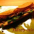 Le sandwich <b>vietnamien</b> de Mamie, ou BAN MINH.