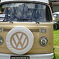 Rassemblement de vieilles <b>VW</b> à Saint-Georges-la-Pouge