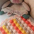 La baby blanket / de bérénice suite et fin !