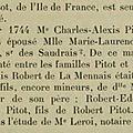 Pitot Charles Gabriel Alexis_La jeunesse de La Mennais, contribution à l'étude des origines du romantisme religieux en France au 19e siècle