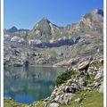 Aspe, lac d'estaing