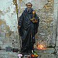 13397769Statue de St Benoît